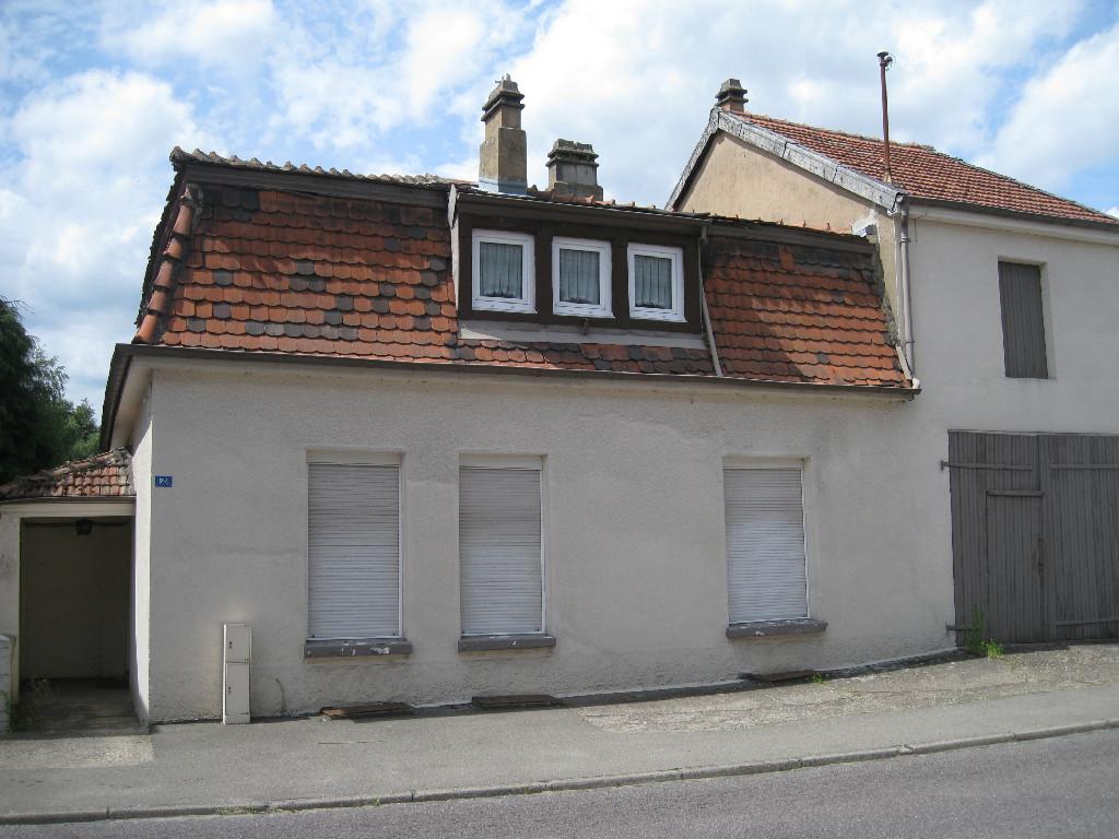 Achat vente maison de 0 pi ces creutzwald 57150 for Garage a creutzwald