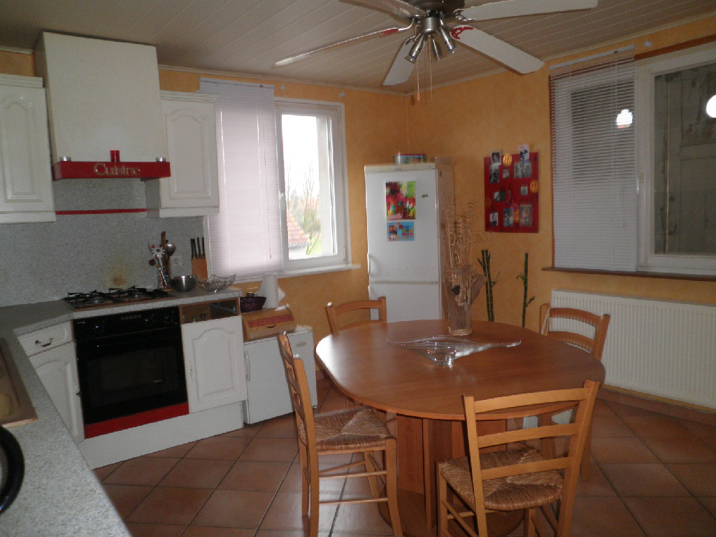 Achat vente maison de 5 pi ces virming 57340 en for Acquisition maison