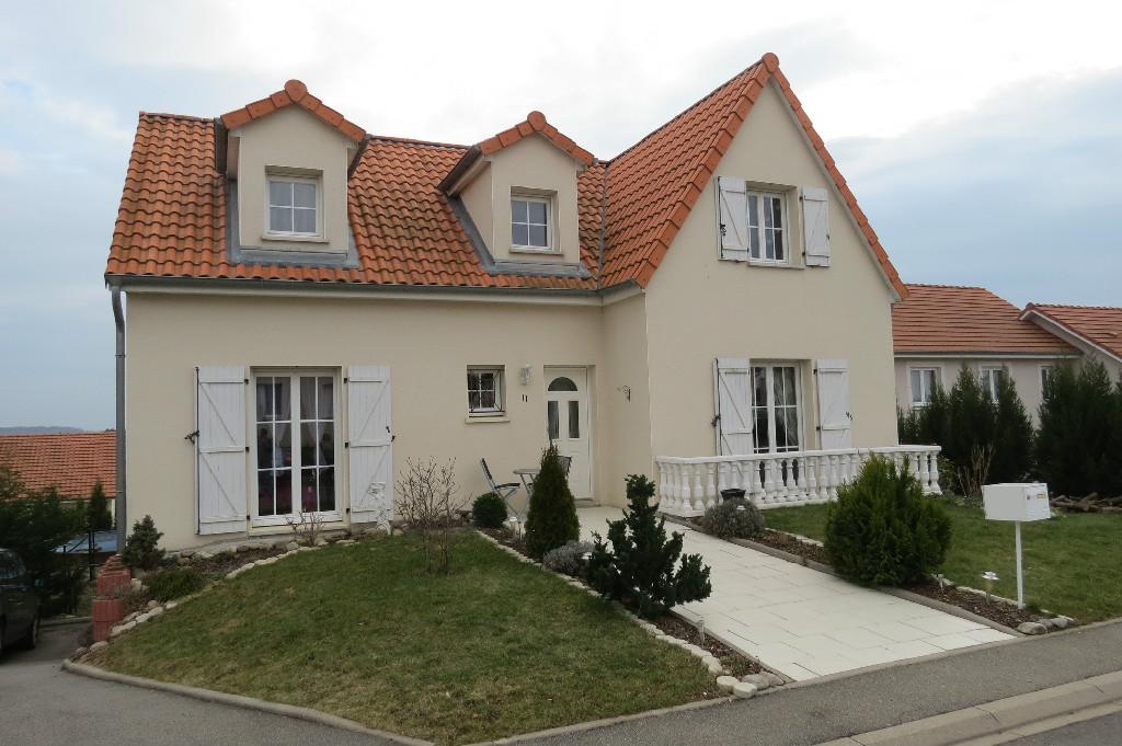 Achat vente maison de 7 pi ces faulquemont 57380 for Piscine faulquemont