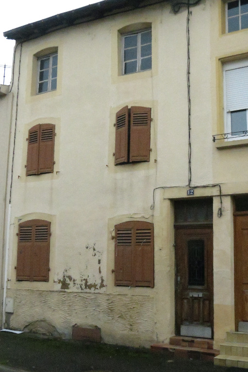 Achat vente immeuble de 0 pi ces boulay moselle for Appartement boulay