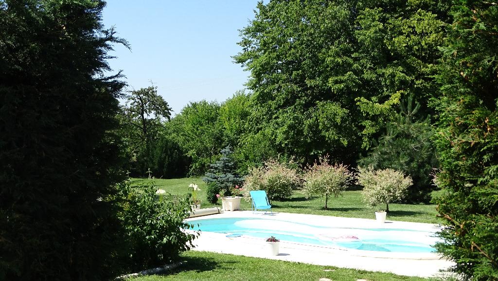 Achat vente maison de 8 pi ces thicourt 57380 en for Piscine faulquemont